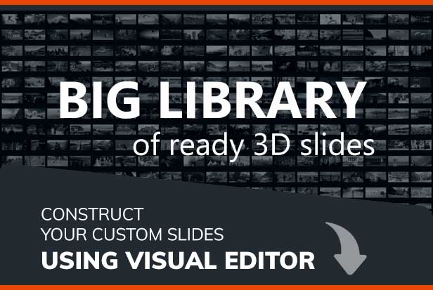 Big library of slides